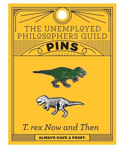 T Rex Fossil Pins Lapel Pins Pins Fossil