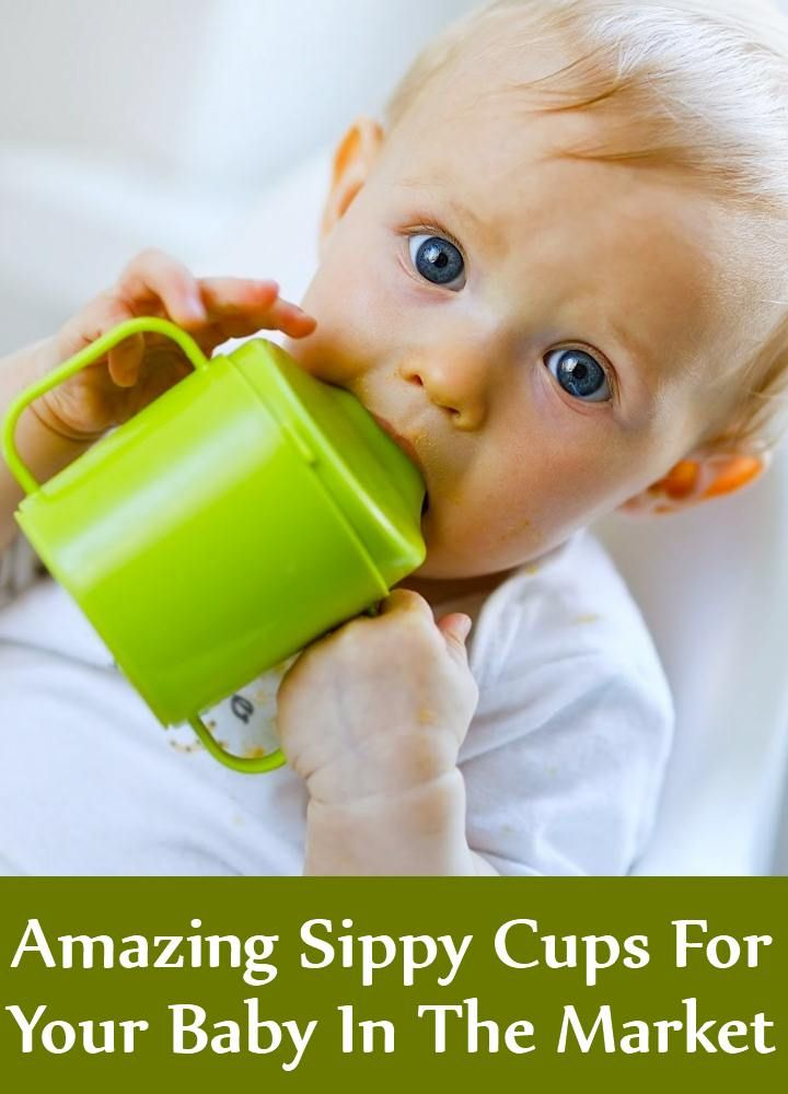 8 Amazing Sippy Cups For Your Baby In The Market