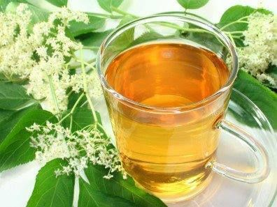 ... cough, sore throat, cold, flu, and fever. Elderflower is a natural
