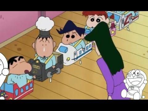 クレヨンしんちゃん 映画909 「サイコロ電車だゾ/父ちゃんと会社ごっこだゾ」