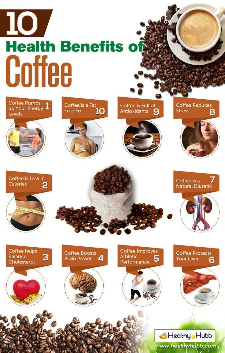 10 Extraordinary Health Benefits Of Coffee (#8 WILL