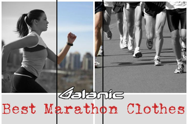 #Running #People And Their Best #Marathon #Clothes Preference