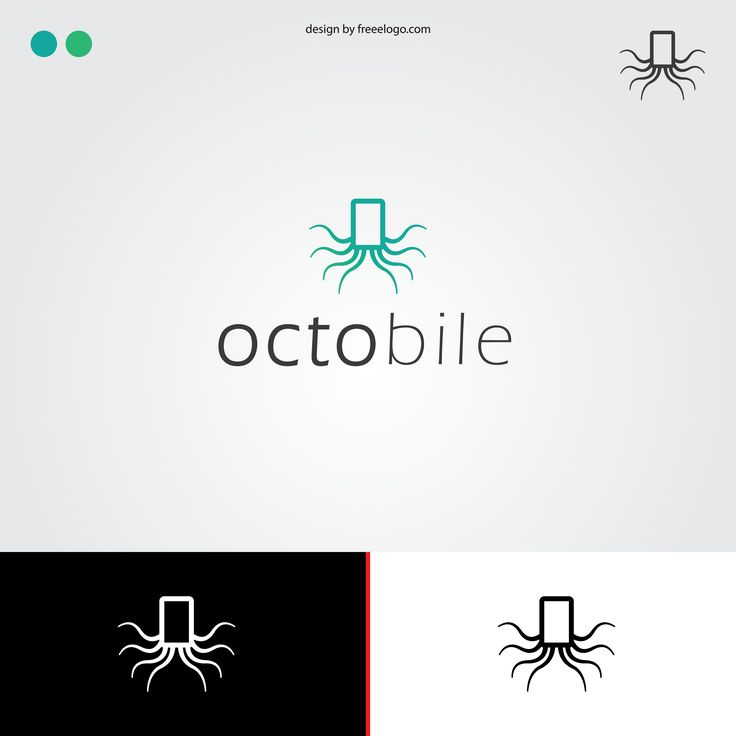 A logo for mobile, application, game, app, technology, company, brand, design, octopus, corporate, business, science, under water, water, creature, aqua, 8, legs, speed, #mobile, #mobileapp, #mobilegame, #management, #trick, #tricks, #office, #art, #creative, #unique, #idea, #concept, #minimal, #gaming, #hack, #hackers, #hacker, #graphic design