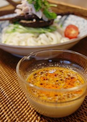 Sesame soup for noodle