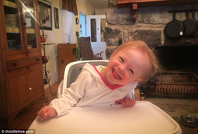 Country Star Rory Feek says his 2-year-old daughter Indiana (pictured) gives him strength in the months after his wife Joey's passing
