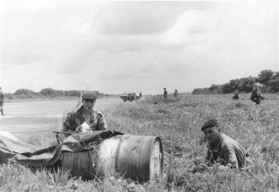 Operation Dragon Rouge 1964