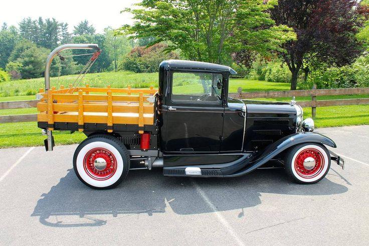 1931 Ford Model A Truk