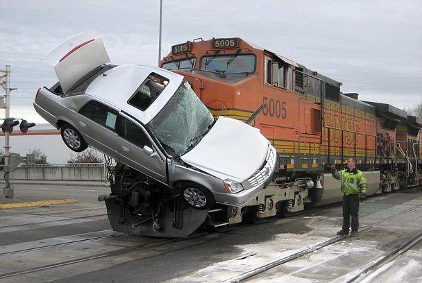 Train Crashes | car-train-crash