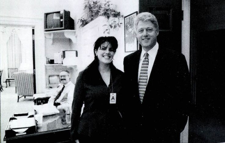 It's OK to Say Monica Lewinsky's Name If You're Going to Talk About Monica Lewinsky