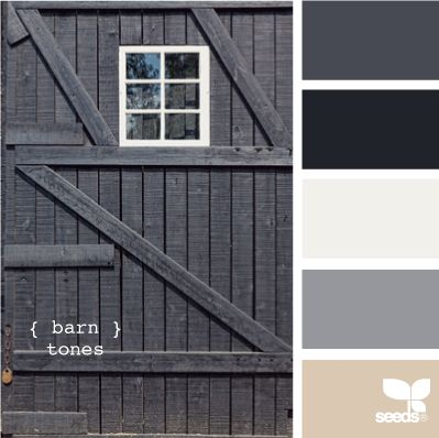 barn tones: Color Palettes, Design Seeds, Color Schemes, Colors, Barn Tones, Master Bedroom, Gray Barn, Colour Palette