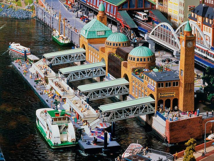 Hamburg's most unique museum is the Miniature Wonderland, spanning two vast floors of what was once a brick maritime warehouse | 10 Hidden Tourist Gems In Germany You Didn't Know About