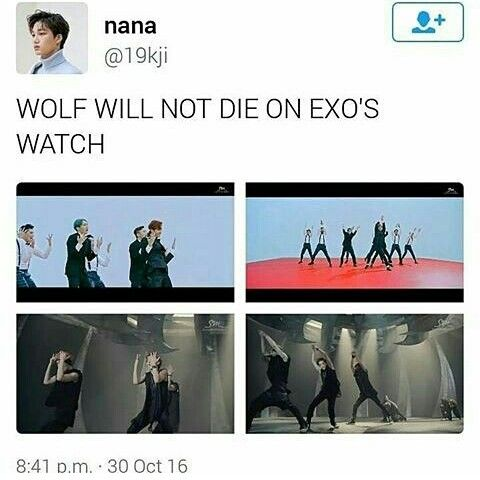 EXO's masterpiece Wolf will never die!!! XD ^^^You forgot the Tree of LIfe in CBX's The One!!!