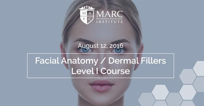 Dermal Fillers are injectable gels used subcutaneously into the facial tissues with the purpose to restore height and volume.    http://marc.institute/event/dermal-fillers-level-i-course
