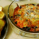Eggplant and Clam Casserole