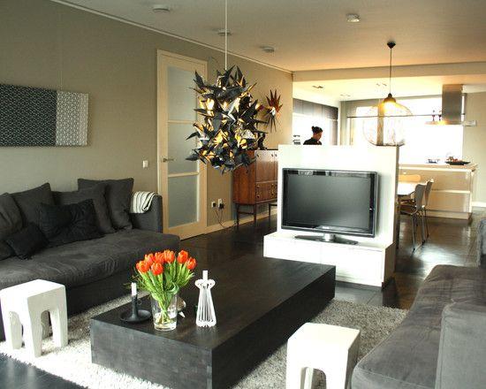die besten 25 tv wand raumteiler ideen auf pinterest trennwand tv m bel als raumteiler und. Black Bedroom Furniture Sets. Home Design Ideas