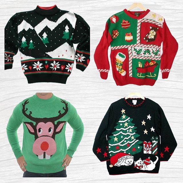 Concours sur notre page FB! https://www.facebook.com/deltamontreal/   Visit our FB page to enter our ugly xmas sweater contest!