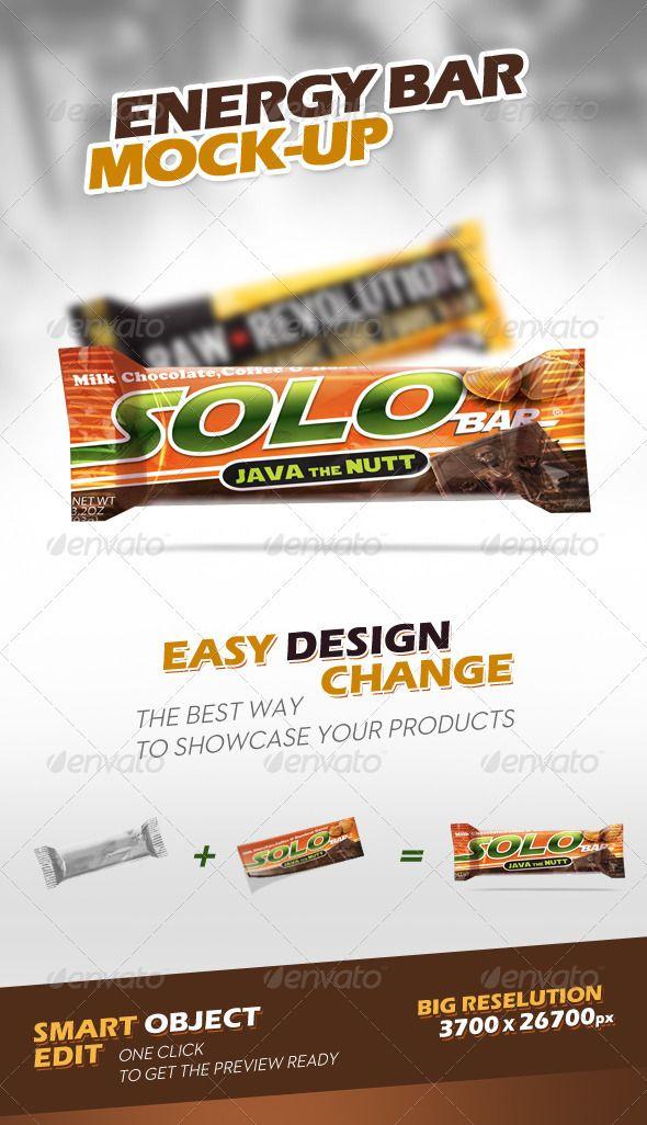 52 best mockups food images on pinterest package design for Food bar mockup