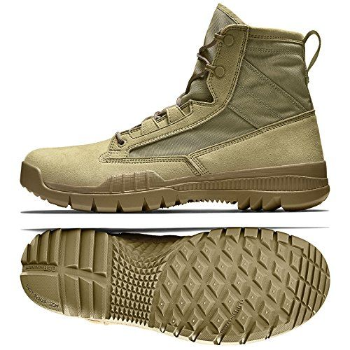 new products beff4 c9e84 Nike SFB 6 631360222 British Khaki Mesh Pylon Mens Special Field Tactics  Boots size 85