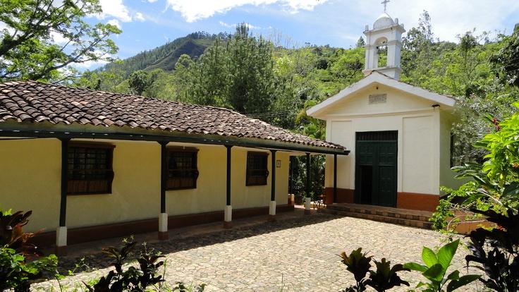 Capilla de Lourdes en Guateque, Colombia