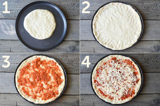 przepis na pizzę krok po kroku