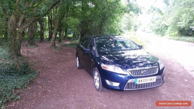 2009 FORD MONDEO 1.8 TDCI TITANIUM X NEW CAMBELT JUST SERVICED #ford #mondeo #forsale #unitedkingdom