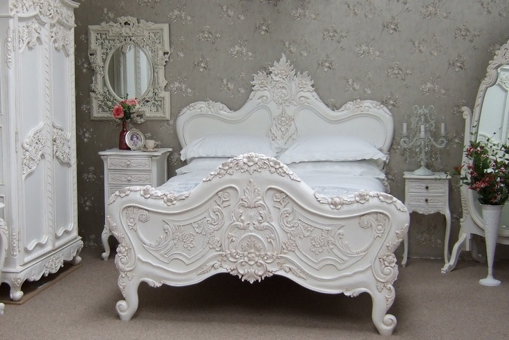 Baroque Bedroom For The Home Pinterest French Furniture Baroque