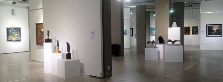 Unisa Art Gallery - CANSA Art Exhibition - Photograph by Megan Erasmus