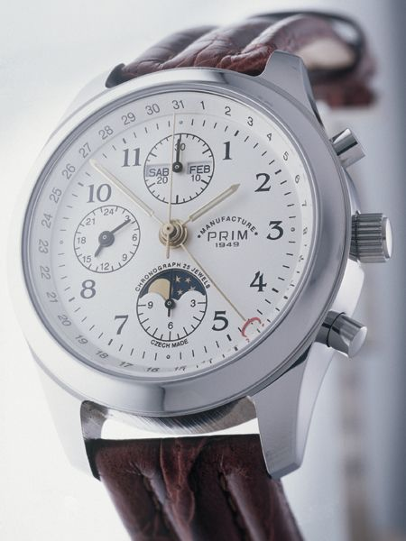 Manufacture PRIM 1949 - High-end custom made watches   Home page