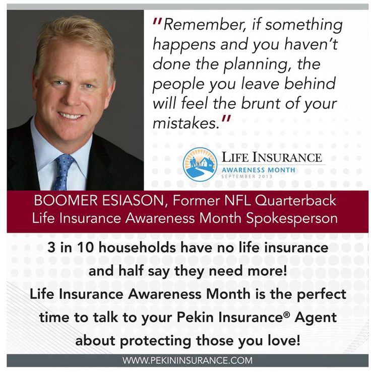 Famous Quotes About Life Insurance: 19 Best Images About Life Insurance Awareness Month