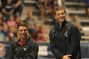 Troy Dumais and Kristian Ipsen- USA synchronized diving- bronze medalists
