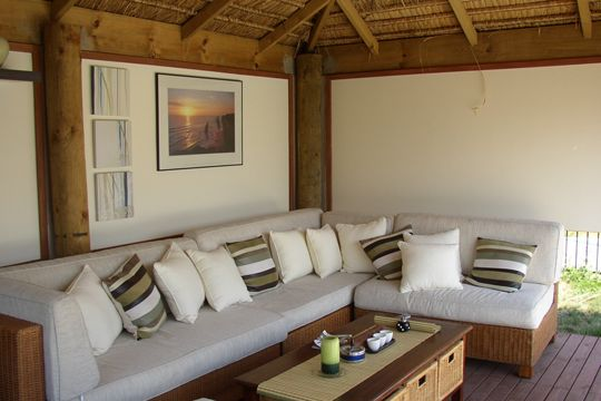 3x4 Bali Huts with or without a deck, from Matt's Homes