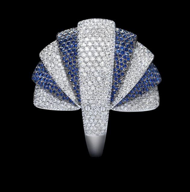 Massimiliano Bonoli - Precious Shapes Jewel