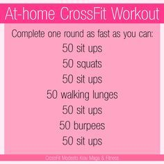 Can't make it to the gym? Do a CrossFit workout at your house! Or anywhere you please.. We like our local park. #crossfit #exercise #getfitandhealthy