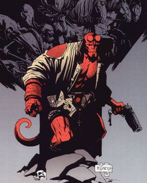 Mike Mignola is a genius!