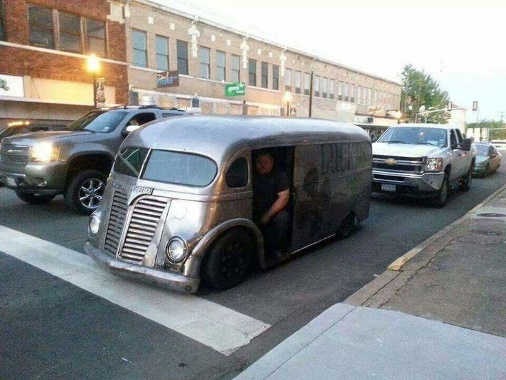 Best Pin By Sheps57 On Cool Rides Trucks Step Van Cool Vans 400 x 300