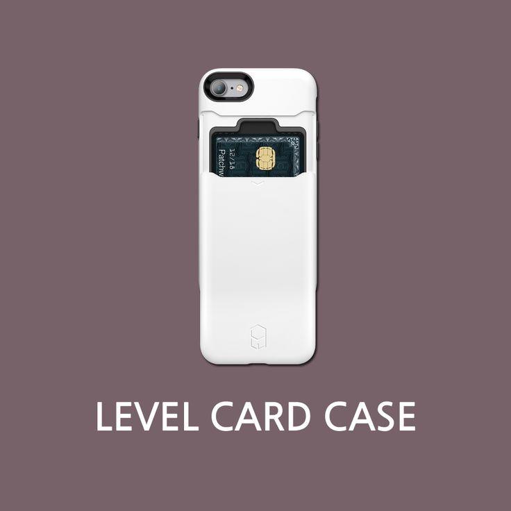 #카드가 #2장 #쏙 들어가는 #패치웍스 #레벨카드에디션 #아이폰7플러스 #iphone7plus #아이폰케이스 #apple