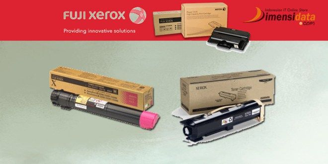 Daftar Harga Toner Cartridge Fuji Xerox Original Terbaru 2016