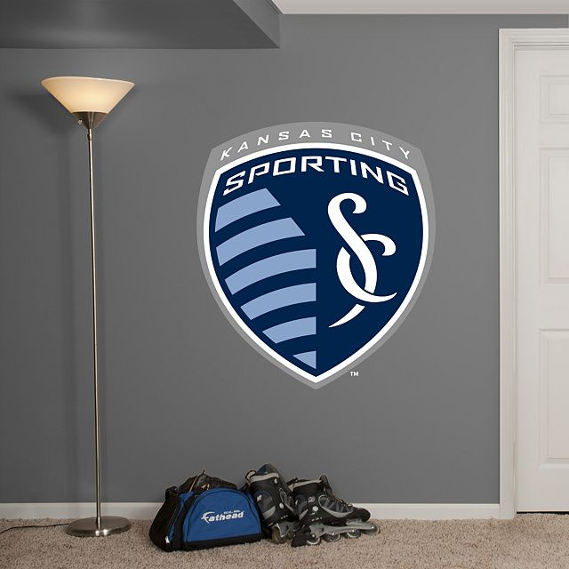 Best Sporting Rooms Images On Pinterest Sporting Kansas City - Sporting kc decals