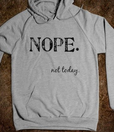 This definitely belongs in my closet for the mornings after that late night of fun...