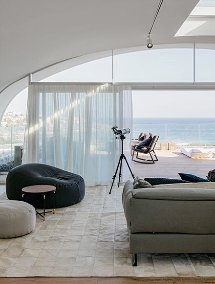 SJB | Projects - Pacific Lighthouse Penthouse