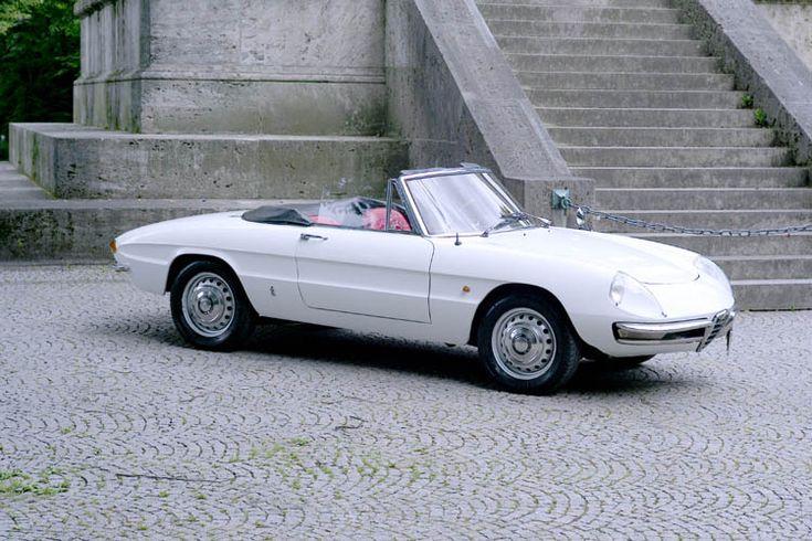 #Alfa #Romeo #1600 #Duetto #Coda #Longa