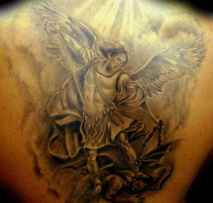 44 best archangel gabriel tattoos images on pinterest