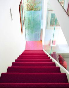 How to clean your carpeted stairs