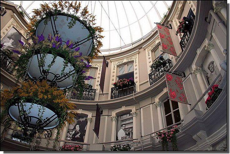 Flower Passage - Beyoglu, Istanbul