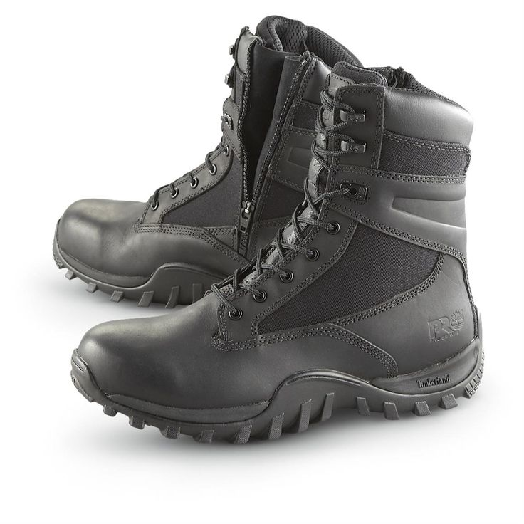 Sportsman's Guide has your Men's Timberland® Valor Waterproof Boots, Black  available at a great price in our Combat & Tactical Boots collection