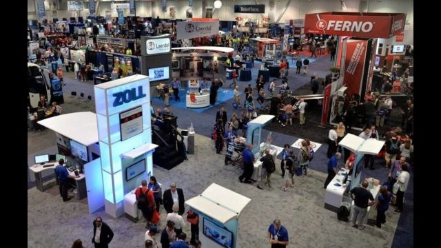 Over 38 countries will be represented at EMS World Expo this year.