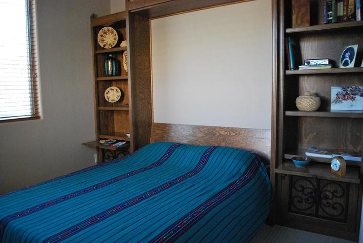 Southwestern Murphy Bed