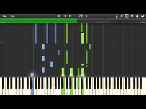 How to Train your Dragon - Best of (Medley) - Piano tutorial (Synthesia) - YouTube