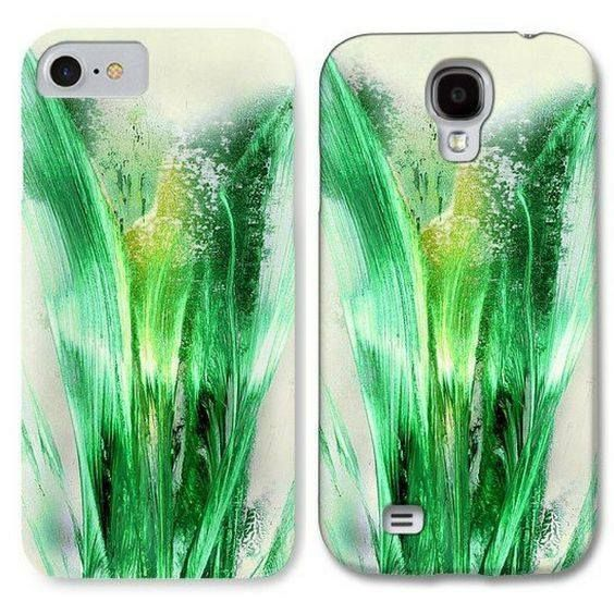 Lily Of Life Phone Cases