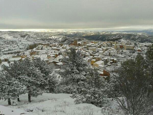 Vistabella nevada